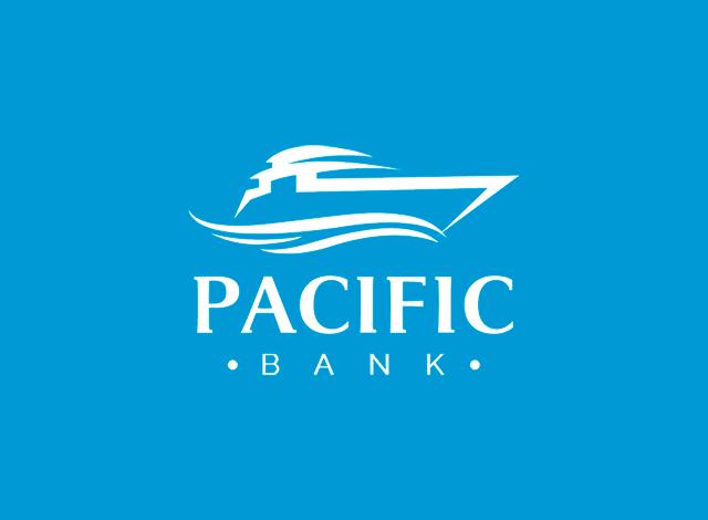 banner da empresa Pacific Bank