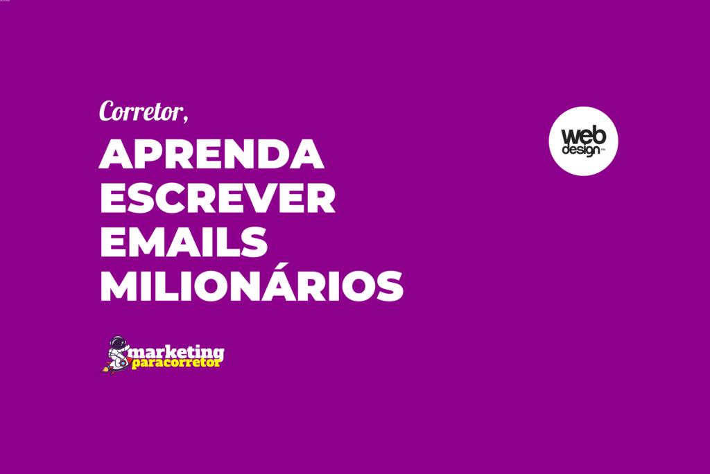Emails Milionários